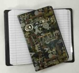 Tally Book Jr. Oil Field Camo