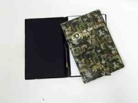 Oil Field Camo Desk Folder Jr.