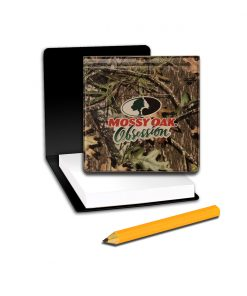 quick note holder mossy oak camo obsession