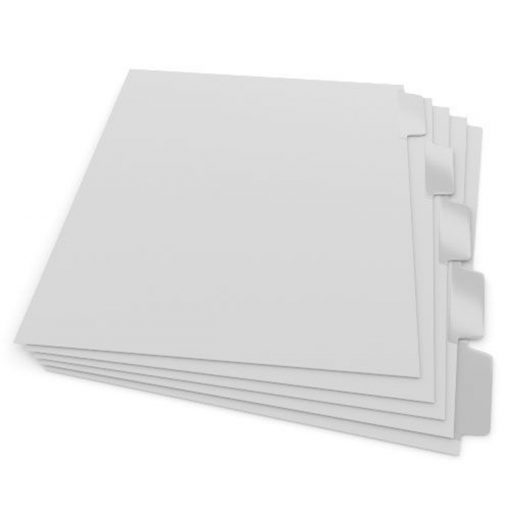 copier tabs collate