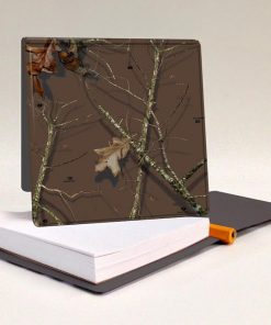 quick note holder mossy oak camo dirt