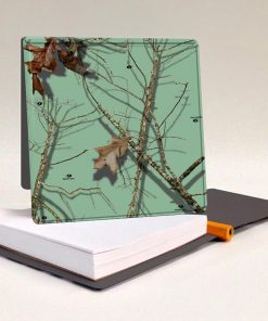 quick note holder mossy oak camo equinox green