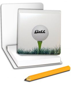 quick notes holder golf ball