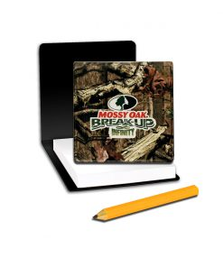 quick note holder mossy oak break up infinity bui