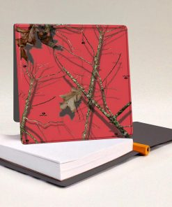 quick note holder mossy oak camo salmon