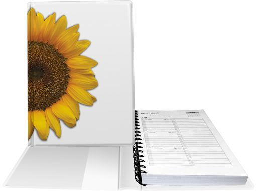 Sunflower Daily Planner